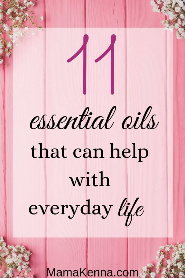 pinterest 11 essential oils that can help with everyday life